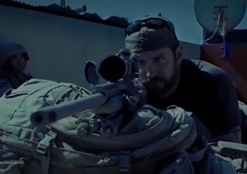 Harry Potter VS American Sniper
