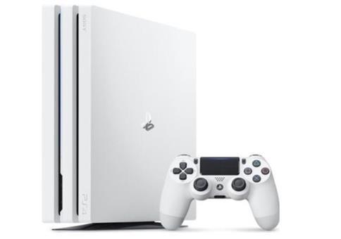 Sony Playstation 4 Pro 1TB weiß für nur 314,91€