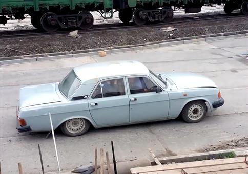 Wieviele Russen passen in ein Auto?