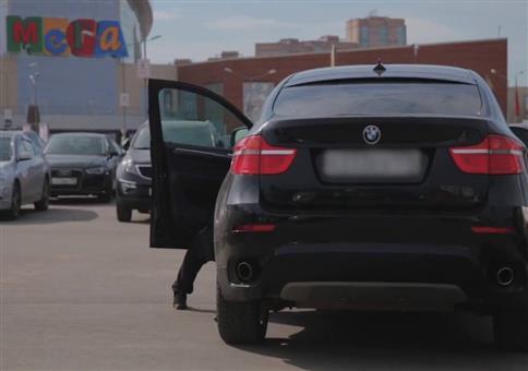 BMW X6 in 60 Sekunden knacken