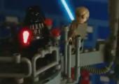 Star Wars nacherzählt als Legofassung