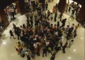 Flashmob: Wenn Studenten mal wieder zu faul zum lernen sind