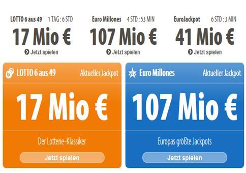 Tipp24: Lotto-Rabatt für ALLE!