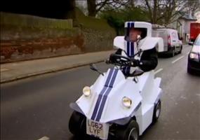 Jeremy Clarkson's P45