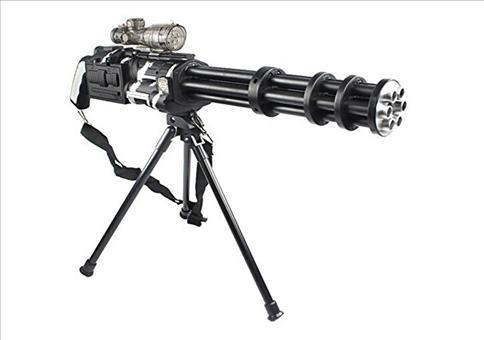Elektrische Minigun Gatling