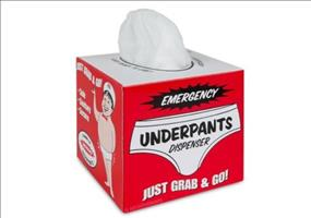 Notfall Unterhosen Spender