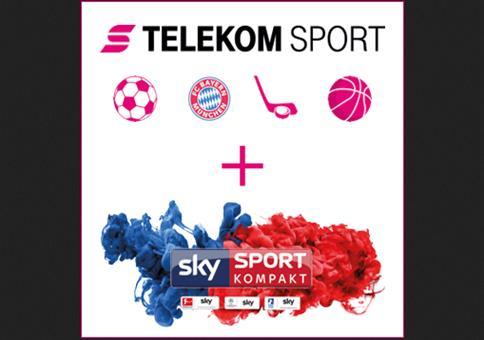 Magenta Zuhause Sport