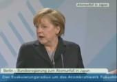 Merkel über die Sicherheit von Atomkraftwerken