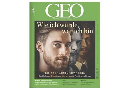 GEO Magazin 6 Ausgaben für 14,90€ (statt 48,80€)