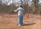 Missgeschick beim schießen