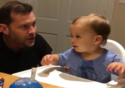Beatboxen mit Papa