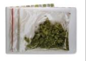 Weed-Portemonnaie