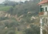 Erdrutsch in Italien