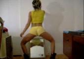 Yellow Dancing