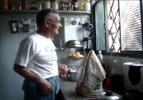 Der alte Mann und der Kolibri