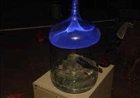 Gasflörtenflasche