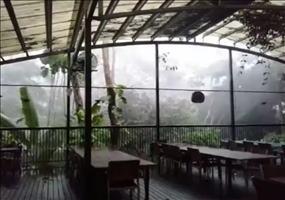 Kleiner Sturm in Australien