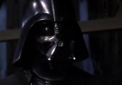 Darth Vader und die Nudel