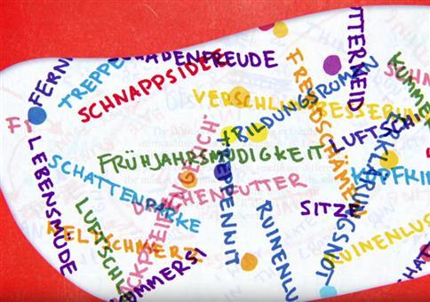 Mächtige deutsche Sprache