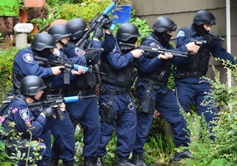 Kurzes SWAT-Training für zwischendurch gefällig?