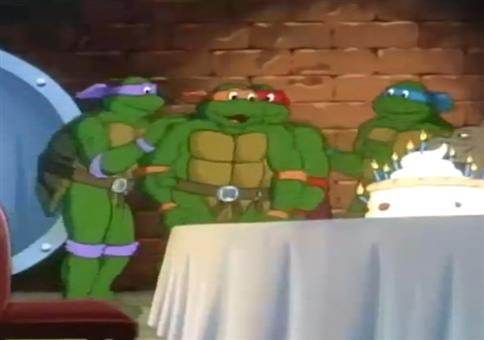 Turtles Party