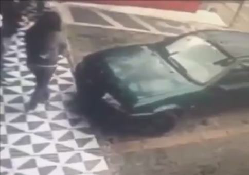 Neulich auf dem Parkplatz