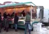 Hamburg Fischmarkt ein Platz voller Liebe und Nettigkeit