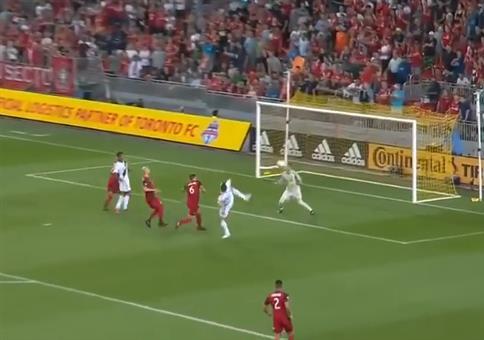 Das 500. Tor von Zlatan Ibrahimovic