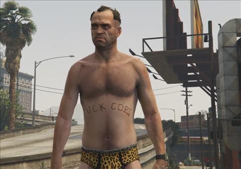 GTA V Jackass Edition