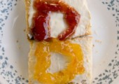 Köstliches Alphabet
