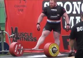 Strongest Man 2014