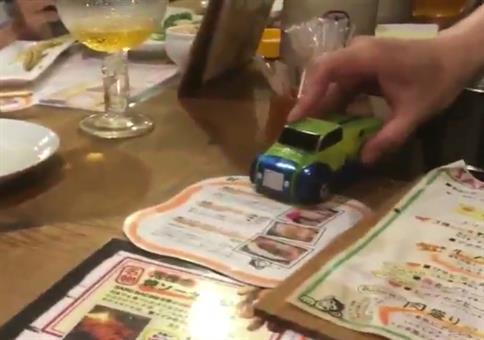 Cooles Transformerauto