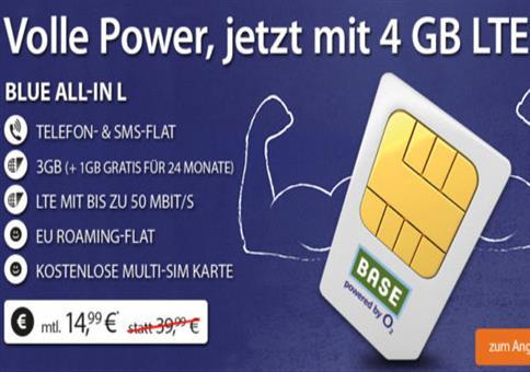 KRASS: Allnet + 4GB LTE