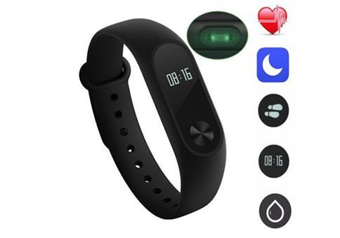 Xiaomi Mi Band 2 Fitnesstracker für 13,94€