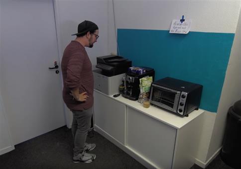 Eskalation an der Kaffeemaschine