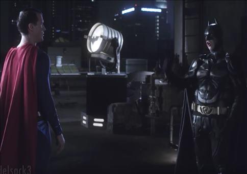 Batman disst Superman