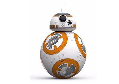 Star Wars BB-8 App-gesteuerter Kugelroboter für 55,55€