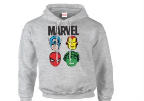 Über 800 Marvel Hoodies und Pullover