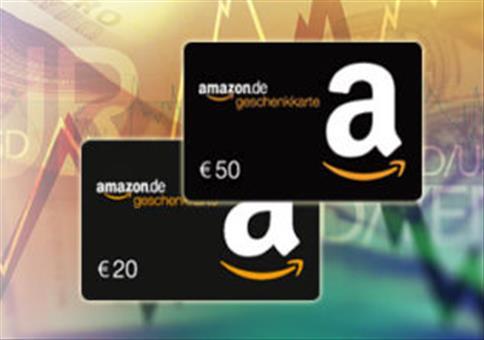 Letzte Chance: 70€ Amazon-Gutschein abstauben!