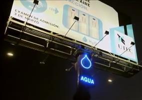 Wasser aus der Luft filtern
