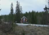 Mit 50 Kilogramm Dynamit eine Hütte sprengen