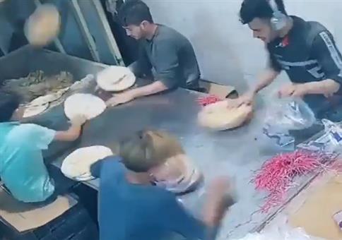 Baker Men