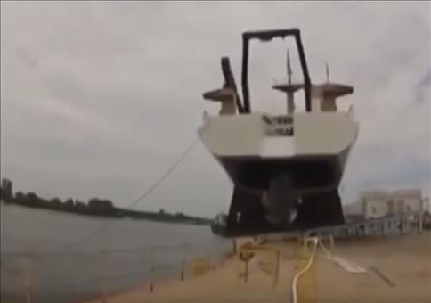 Schiffe zu Wasser lassen Compilation