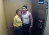 Horror Streich: Das Mädchen im Fahrstuhl