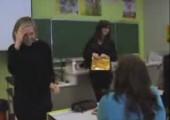 Geburtstagsgeschenk für die Lehrerin