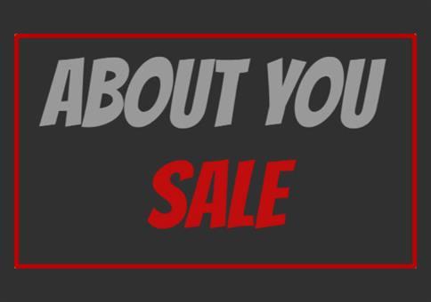 🔥 About You Sale bis 74% Rabatt + 15% Gutschein