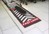 FAST LANE Volume 3 - Skateboard am Einkaufswagen