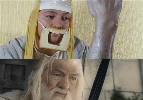 The Lord of The Rings – Low Cost Version