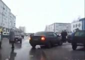 Ein Tag auf Russlands Straßen