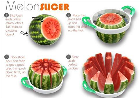 Melonenteiler